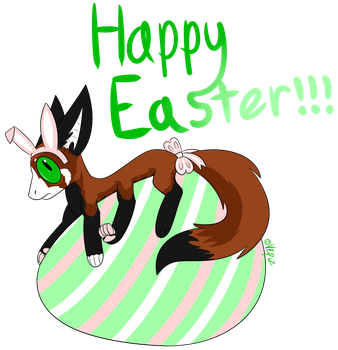 Happy Easter 2017! (SPEEDPAINT) by Vepiz