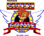 Sally Acorn in Sonic the Hedgehog by HunterKharon