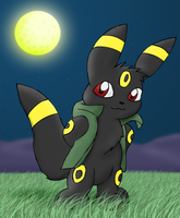 Cool Umbreon by pichu90