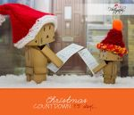 15 Days Until Christmas by Sarah2508
