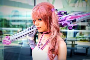 Final Fantasy XIII Serah by ObscuraVista