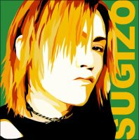 sugizo vector Oo by staticblue