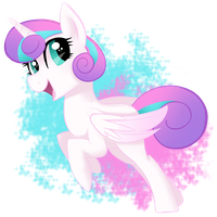 Flurry Heart by Sacred-Roses