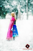 Anna from Arendelle FROZEN by Dianxsaku