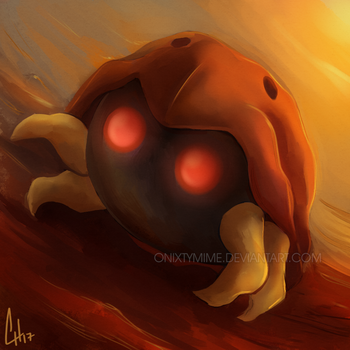 140 - Kabuto by OnixTymime