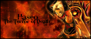 Haseo: The Terror Of Death by Termed