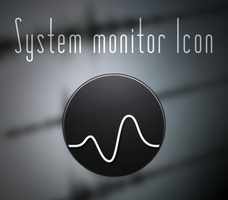 System monitor Icon by BogdanYaremak
