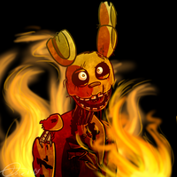 Watch it BURN by Ask-The-5NAF-Crew