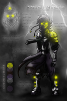 Concept Art: Elemental Dark by MoonstalkerWerewolf
