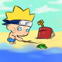 Little Naruto by Panda-Pen