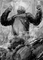quick King Kong by T-RexJones