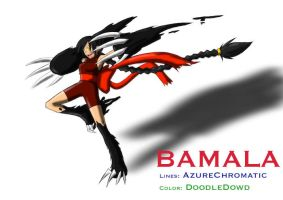 :MM: Bamala EX by AzureChromatic
