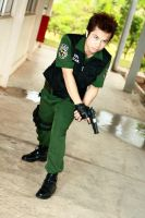 Code Veronica - Chris Redfield by Sparda-Dante