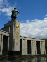 Berlin, Soviet Memorial 2 by renegadeofpeace