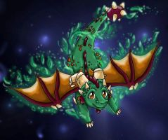 The Earth Guardian is Born by DragonCid