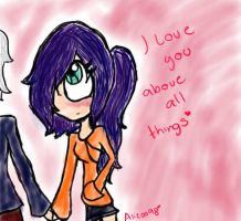 I Love You... by alizoon98