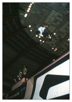 Halfpipe Action by anchorless77