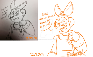 Re-Draw feat. Cutman by SunlessVoidx