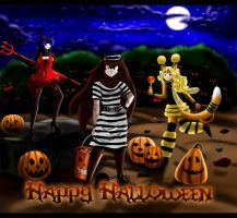Halloween 2012 by 247950