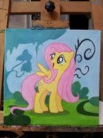 fluttershy by roni-yoffe