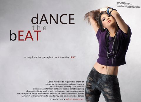 dANCE the bEAT by dyod