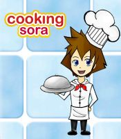 Cooking Sora by Dima-Chan