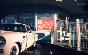 At the Diner III by Lukasz337