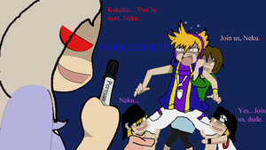 TWEWY- You're Next Neku by QuinAlagrose