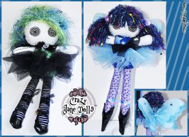 CrazyJane Dollz by lilnymph