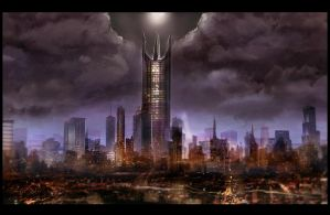City Core by RogierB