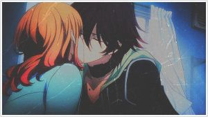 Gif: Amnesia: Shin's Wake-Up Kiss! by bakaprincess85