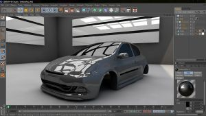 Step 1 Modeling Car by alangbanyu