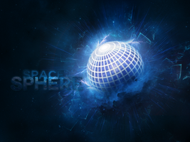 Space sphere by matrix2525