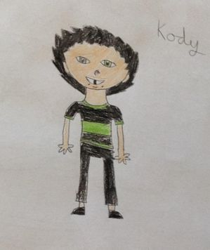 Contest entry: Kody by MaulOpress