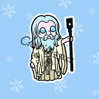 LOTR - Saruman The White by ChibiMagics
