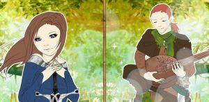 LOTS : Elyon and Mark by Anastasia122