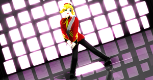 [MMD APH NC] New Zealand Ver. 1 [New Years Gift] by FBandCC