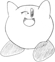 Kirby by 4xEyes1987
