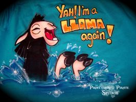YAH I'm A Llama Again by Galaxys-Most-Wanted