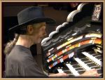 The Cowboy Organist by slowdog294