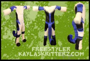 Comm: FreesTyler by BlueWolfCheetah