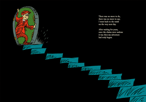 HPL's The Tomb (for beginning readers) - P28-29 by DrFaustusAU