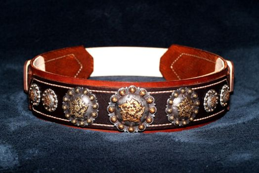 Leather Crown by Psychotic-Carp
