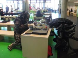 AvP-Table top edition by Abi-T-Xeno