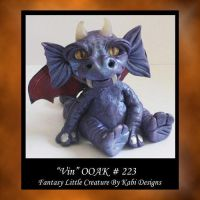 Vin Fantasy Little Creature by KabiDesigns