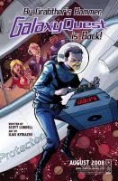 galaxy quest cover 1 by iliaskrzs