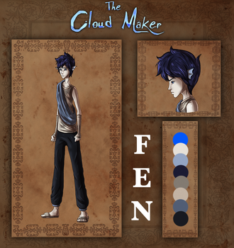 The Cloud Maker: Fen Reference by LivingAliveCreator