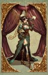 Lady Mechanika commission in color by Sabinerich