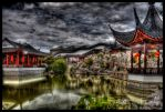 Chinese Garden 6 by shadowfoxcreative