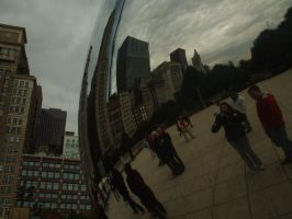 The Bean by annaesthesia